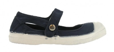 Ballerine Marie Jane Marine S10 - bensimon shoes