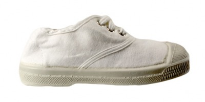 Tennis Lacet Blanc F11 - bensimon shoes