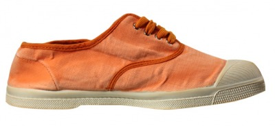 Tennis Vintage Orange S12 - bensimon shoes