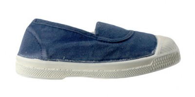 Tennis Elastique Drapeau F11 - bensimon shoes