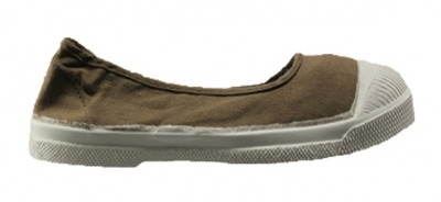 Ballerine Naturel S11 - bensimon shoes