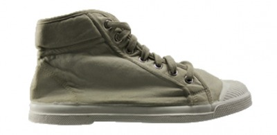 Tennis Mid Coquille S11 - bensimon shoes
