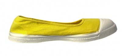 Ballerine Citron S12 - bensimon shoes