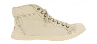 Tennis Surplus Mid Beige - bensimon shoes
