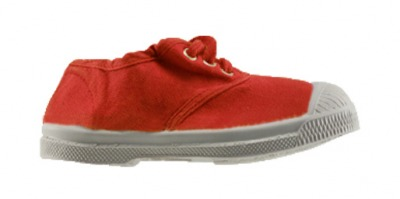 Tennis Lacet Corail - bensimon shoes