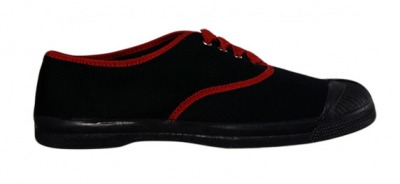 Tennis Lacet Wooly Marine F10 - bensimon shoes