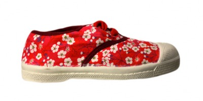 Tennis Liberty Rouge S11 - bensimon shoes