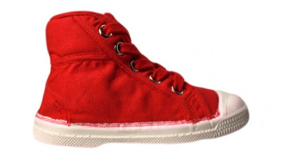 Tennis Mid Rose S11 - bensimon shoes
