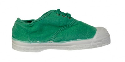 Tennis Lacet Menthe S12 - bensimon shoes