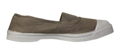 Tennis Elastique Beige S12 - bensimon shoes