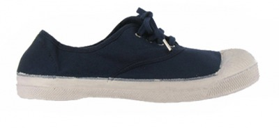 Tennis Lacet Bleu Petrol F9 - bensimon shoes