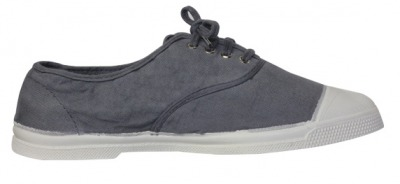 Tennis Lacet Gris Moyen S12 - bensimon shoes