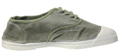 Tennis Vintage Kaki S10 - bensimon shoes