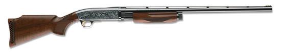 how to set up adjustable comb on shotgun browning