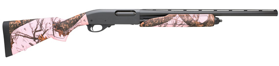 Model 870™ Compact Pink Camo | shogun brands | sanadiro tofebi | სანადირო თოფები