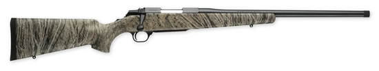 A-Bolt II Target/Varmint Suppressor Ready -- Mossy Oak Brush - browning