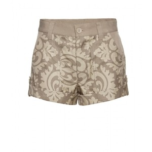 Marc Jacobs Printed Cotton-Silk Shorts - shorts | shortebi | შორტები