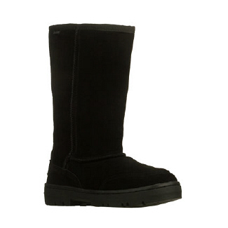 Skechers  Women's Souvenirs-Whipped   Black - Women's Boots