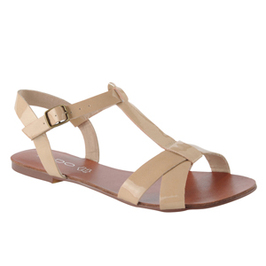 SPARLIN - Women's Flat Sandals | Sandalebi | სანდალები