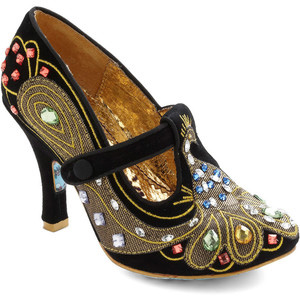 Irregular Choice Royal Things Considered Heel - Women's Platform Pumps | Platformebi | პლატფორმები