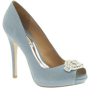 Badgley Mischka Goodie High Pumps - Women's Platform Pumps | Platformebi | პლატფორმები