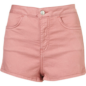 MOTO Rose High Waist Hotpants - shorts | shortebi | შორტები