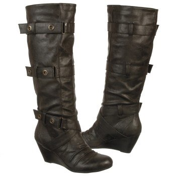 CARLOS BY CARLOS SANTANA  Women's Perry   Black - Women's Boots