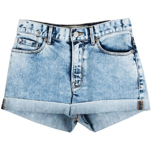 MARC BY MARC JACOBS High Rise 70s Shorts - shorts | shortebi | შორტები
