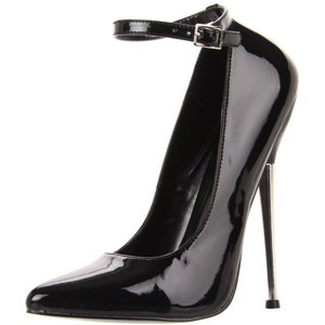 Pleaser Women's Dagger-12/B Pump - Women's Platform Pumps | Platformebi | პლატფორმები