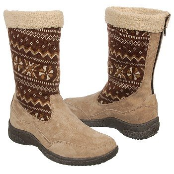 Propet  Women's Raquelle   Classic Taupe/Brown - Women's Boots