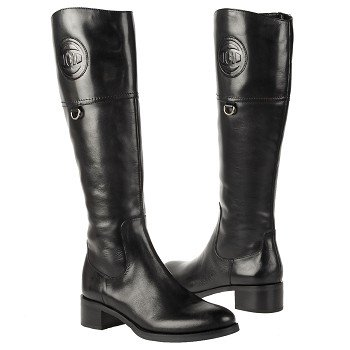Etienne Aigner  Women's Chastity Wide Calf   Black - Women's Boots