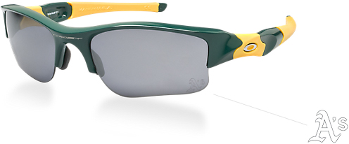 Oakley  FLAK JACKET XLJ MLB ATHLETICS
