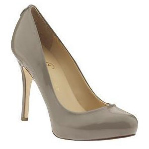 Ivanka Trump Pinkish High Pumps - Women's Platform Pumps | Platformebi | პლატფორმები