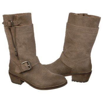 Fergie  Women's Command   Taupe Leather - Women's Boots