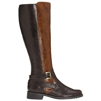 Aerosoles  Women's With Pride   Dark Brown Comb - Women's Boots
