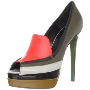 Ruthie Davis Women's Gregory Pump - Women's Platform Pumps | Platformebi | პლატფორმები