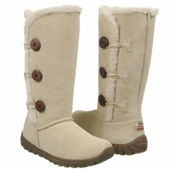 Skechers  Women's Trekster Tower   Nat - Women's Boots