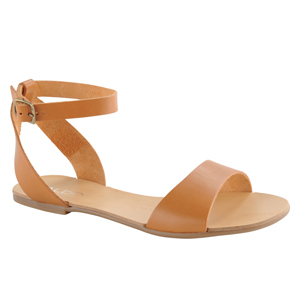 BRENDLE - Women's Flat Sandals | Sandalebi | სანდალები