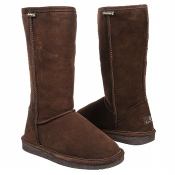 BEARPAW  Women's Emma Tall   Brown - Women's Boots