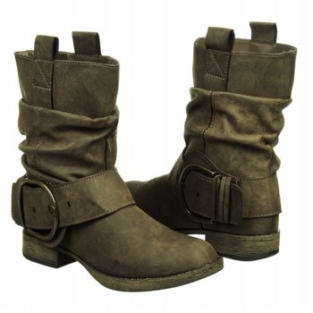 Madden Girl  Women's Ablee   Taupe - Women's Boots