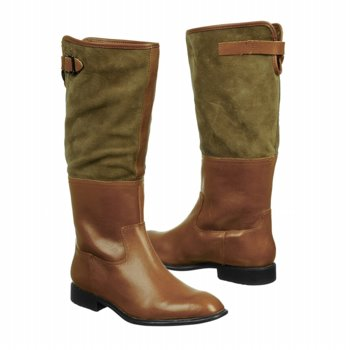 Rockport  Women's Lola Pull On Boot   Dark Olive - Women's Boots