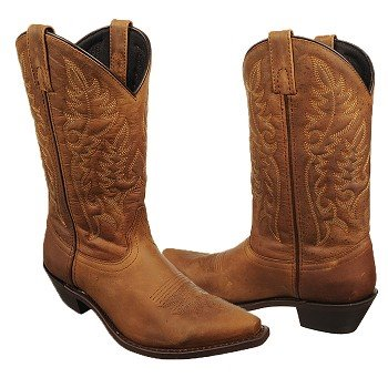Laredo  Women's 51094   Tan Crazyhorse - Women's Boots