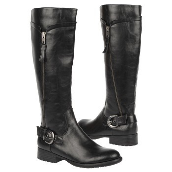 LifeStride  Women's X-press Wide Calf   Black - Women's Boots