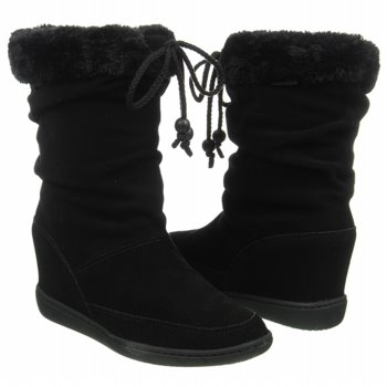 Skechers  Women's Plus 3 Pyramids   Blk - Women's Boots