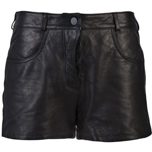 ALEXANDER WANG LEATHER SHORT - shorts | shortebi | შორტები