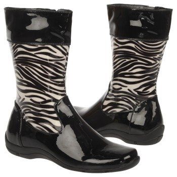 LifeStride  Women's Drizzle Too   Black/White - Women's Boots