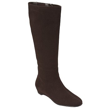 A2 by Aerosoles  Women's Sota Bread   Brown Fabric - Women's Boots