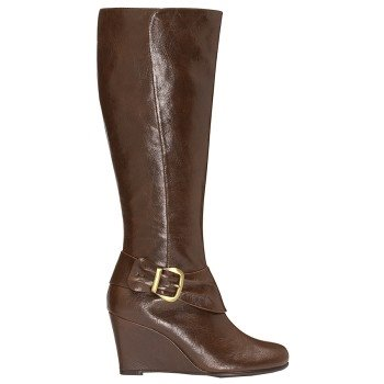 Aerosoles  Women's Plum What May   Brown - Women's Boots
