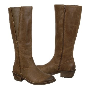 Fergie  Women's Camino   Tan Leather - Women's Boots