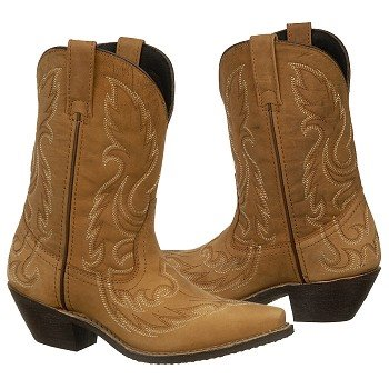Laredo  Women's Saucy   Brown Crazy Horse - Women's Boots